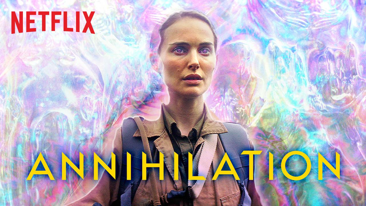 La Bande Annonce de Annihilation de Netflix