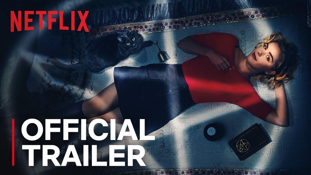 La Bande Annonce de Sabrina de Netflix
