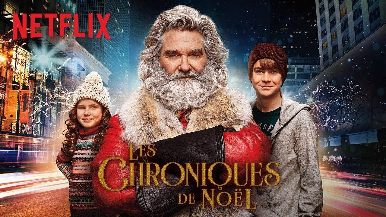 La Bande Annonce des Chroniques de Noël de Netflix
