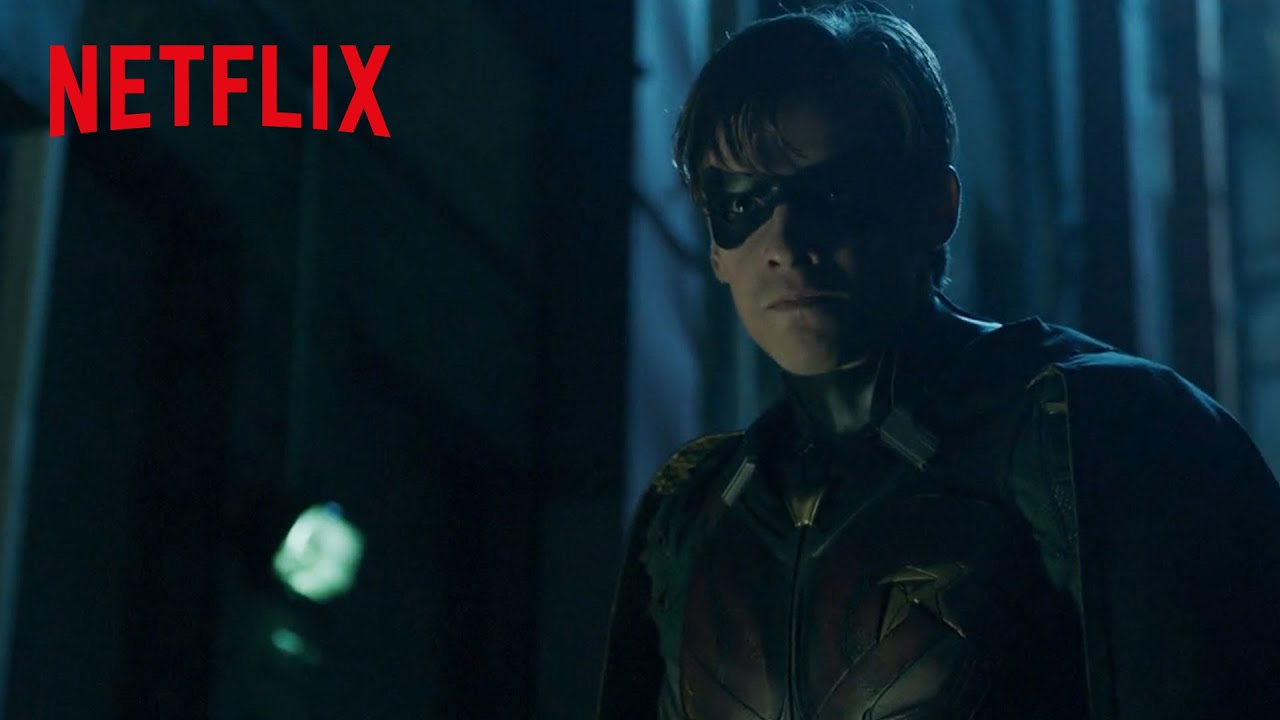 La Bande Annonce de la Série Titans Saison 2 de Netflix