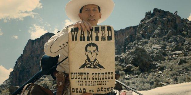 La Bande Annonce du Film la ballade de Buster Scruggs de Netflix
