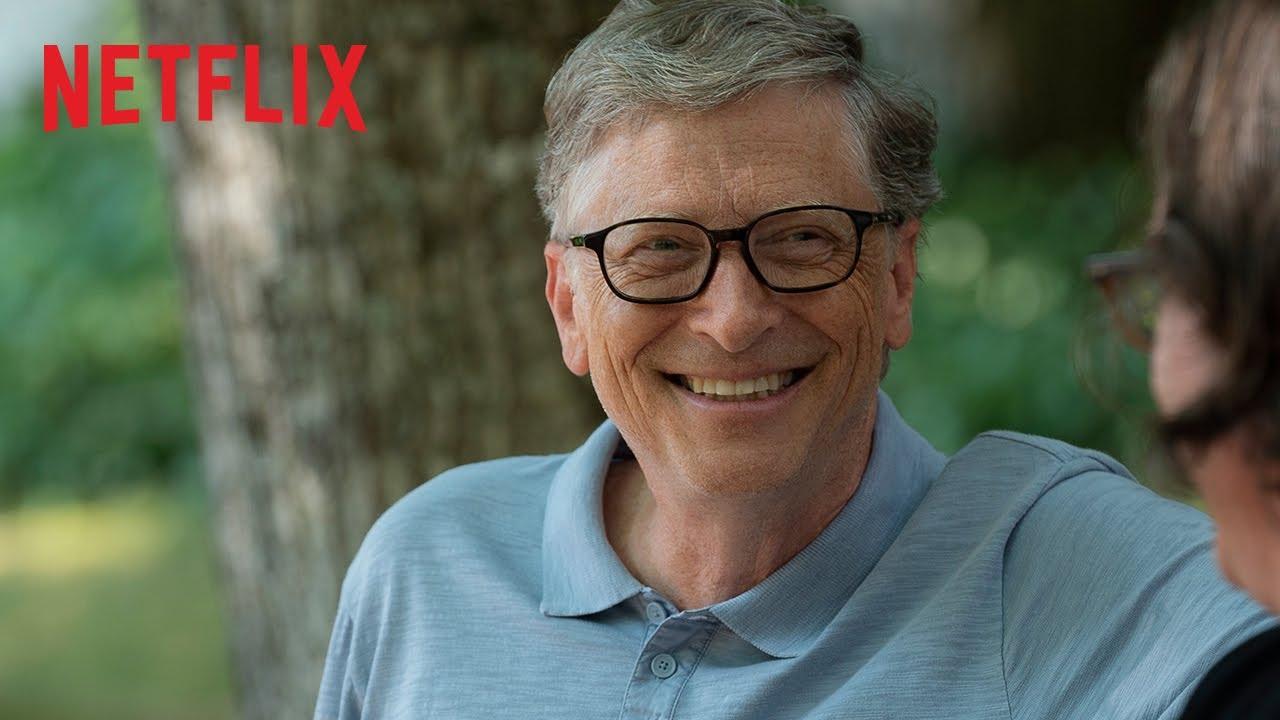Dans le cerveau de Bill Gates Documentaire Netflix