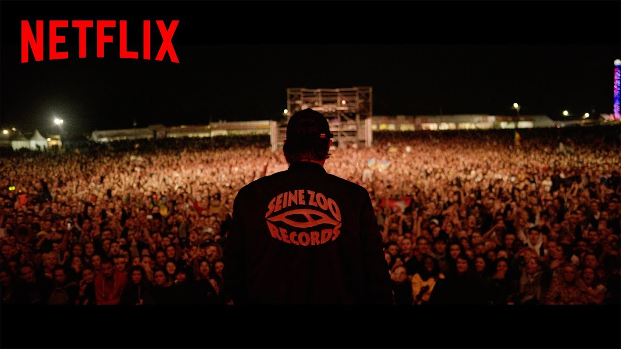 Nekfeu - Les Étoiles Vagabondes Film Netflix