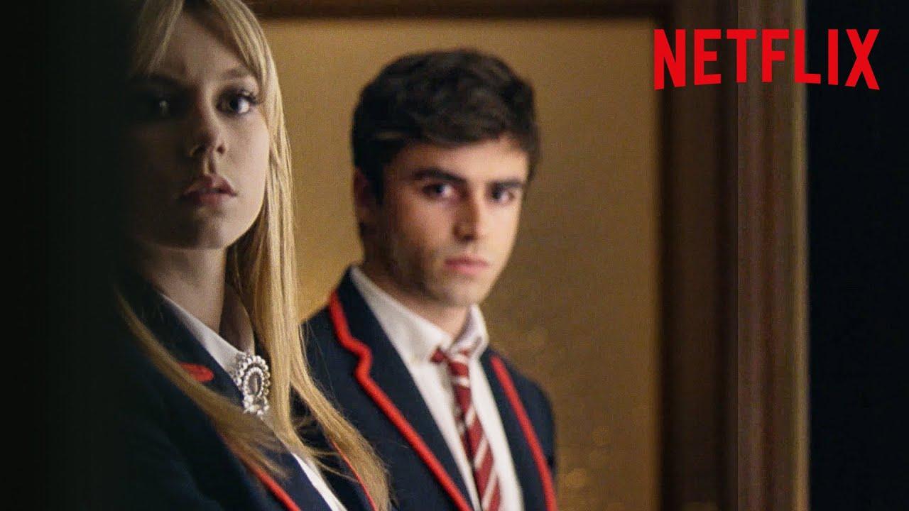 Série Netflix Élite saison 2