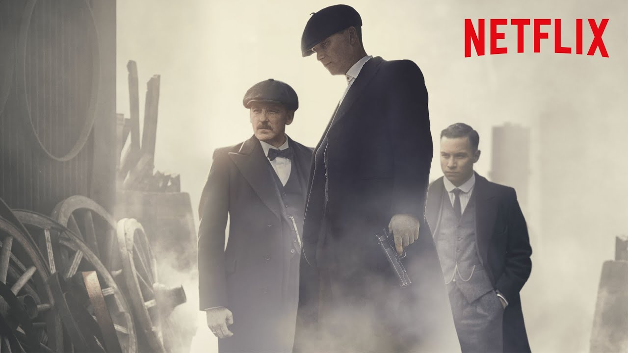 Série Netflix Peaky Blinders Saison 5