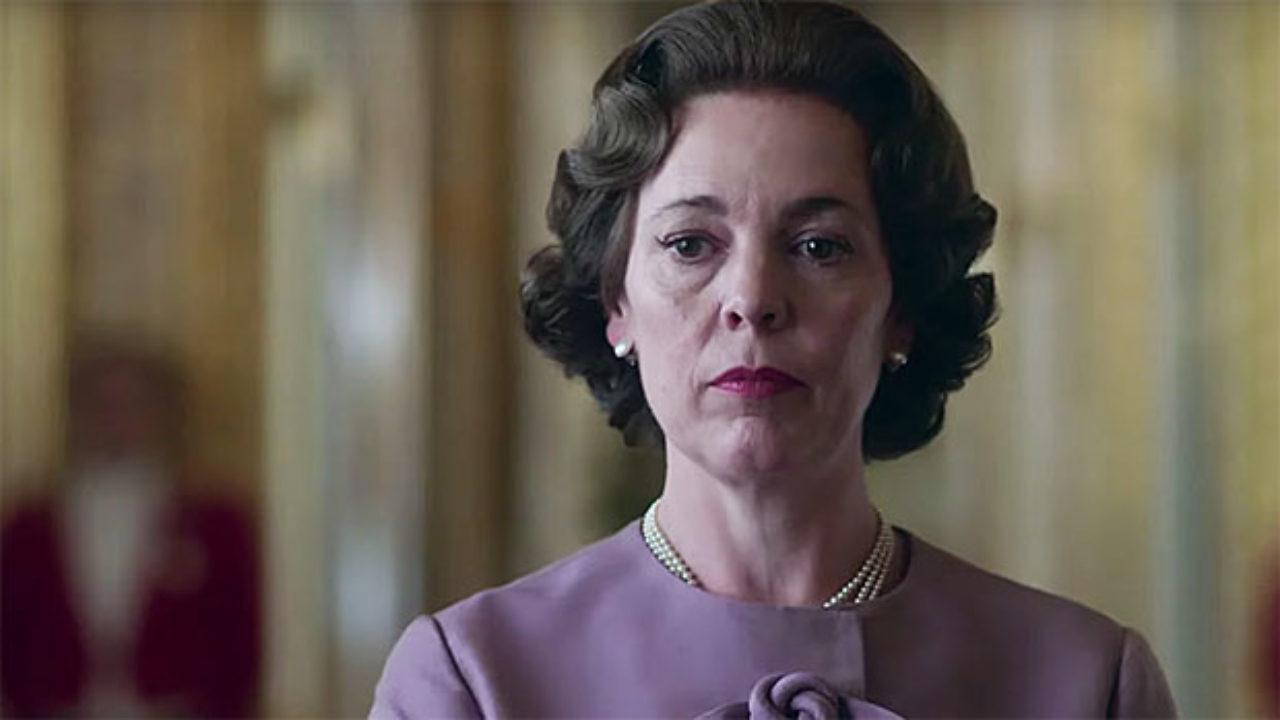 Série Netflix The Crown Saison 3