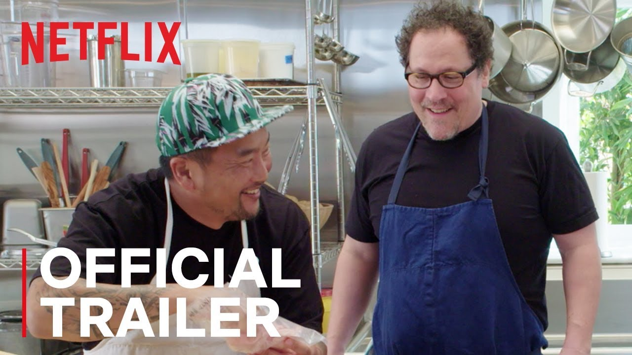 The Chef Show Documentaire Netflix