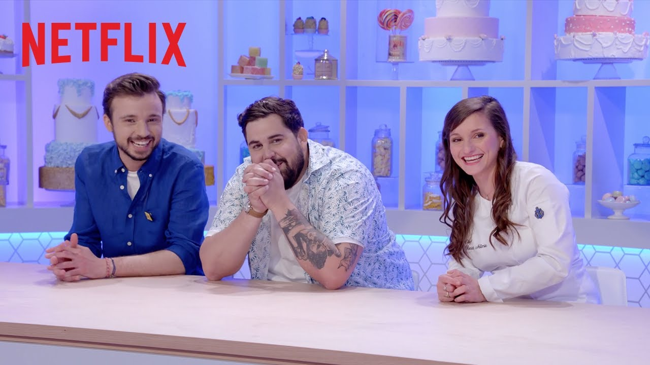C'est du gâteau émission Netflix