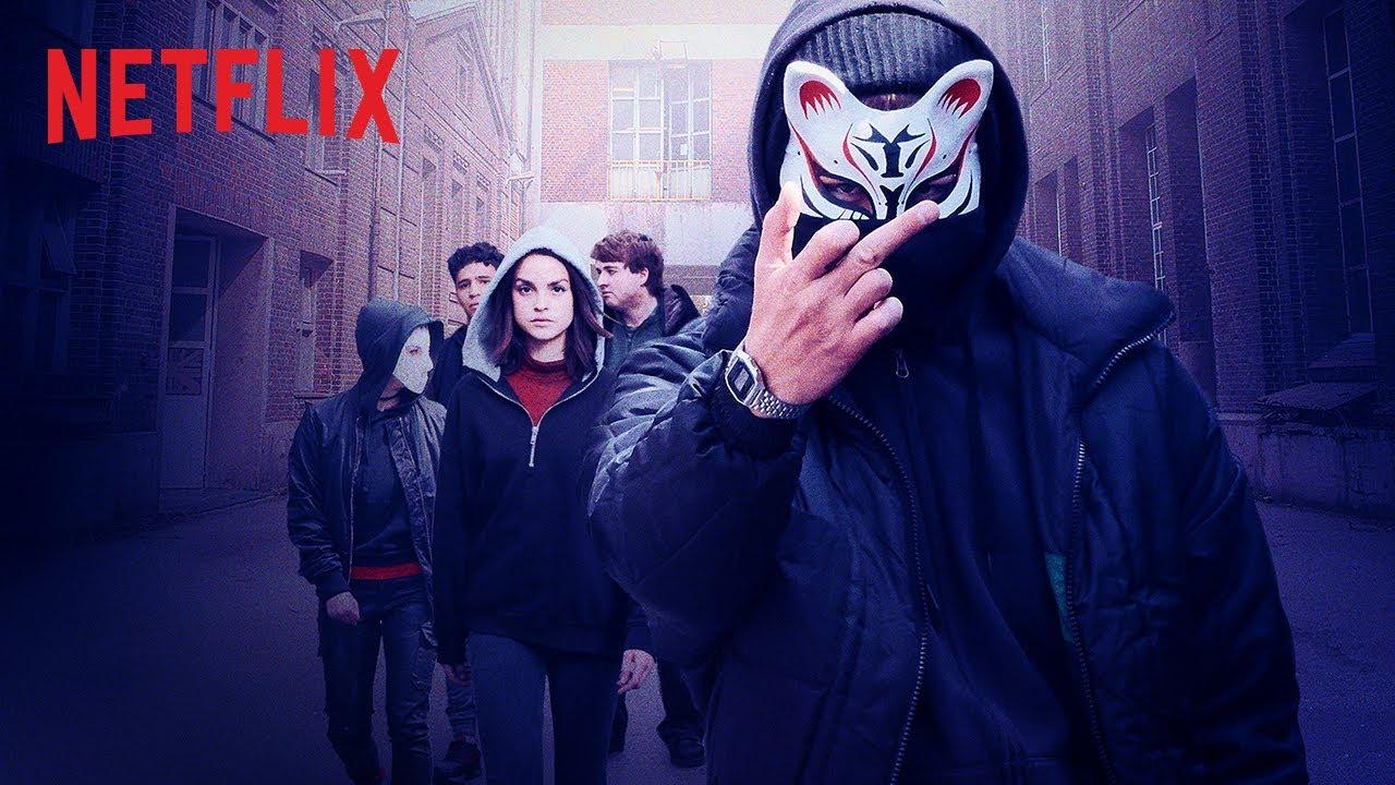 Nous La Vague Saison 1 Série Netflix