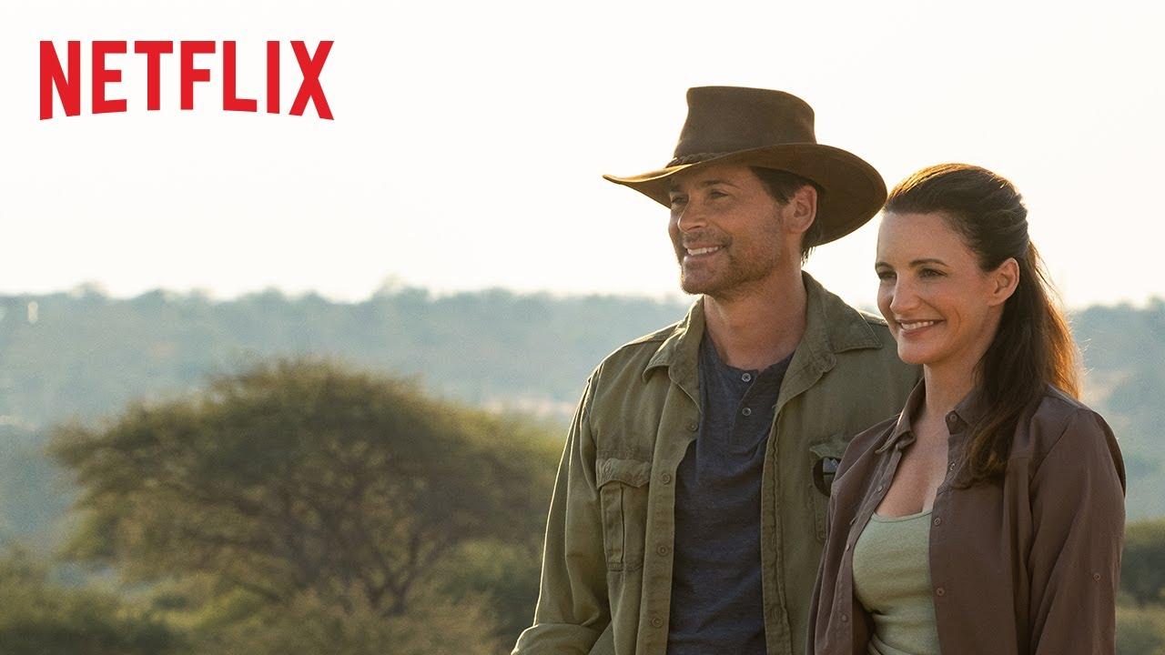 Un safari pour Noël Film Netflix