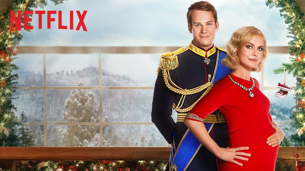 A Christmas Prince - The Royal Baby Film Netflix