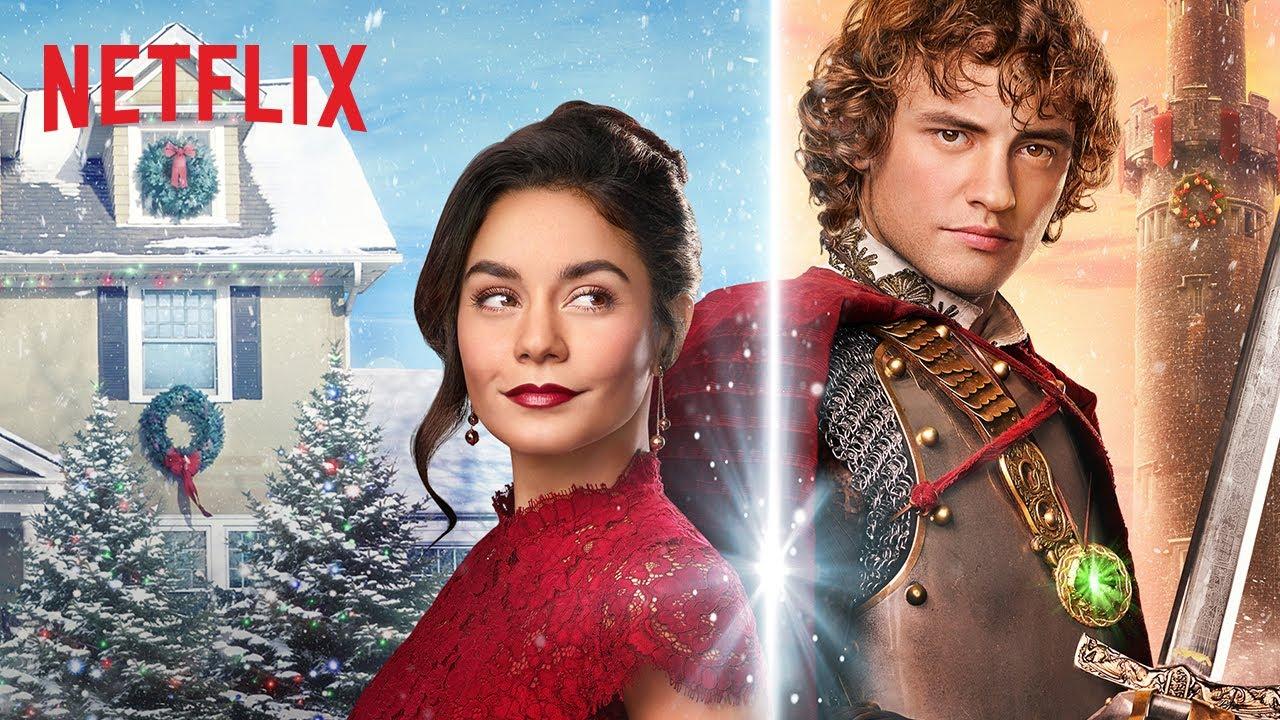 L'alchimie de Noël Film Netflix