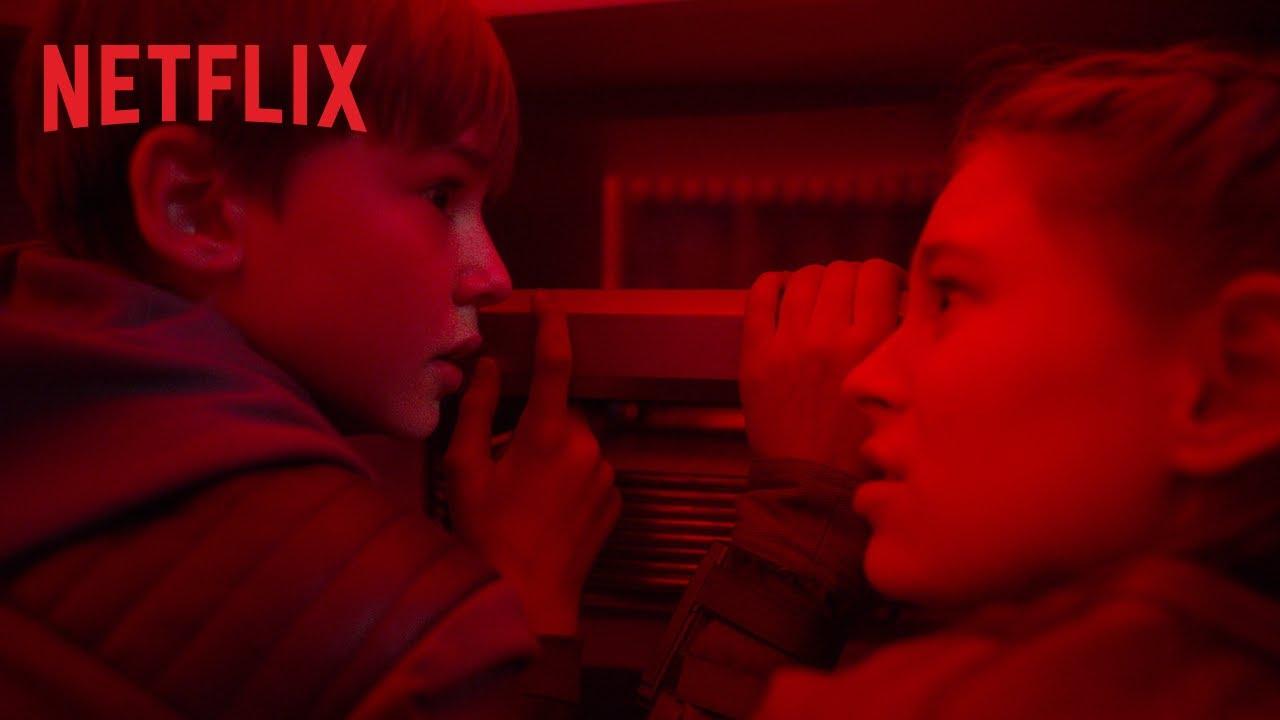Perdus dans l'espace Saison 2 Série Netflix