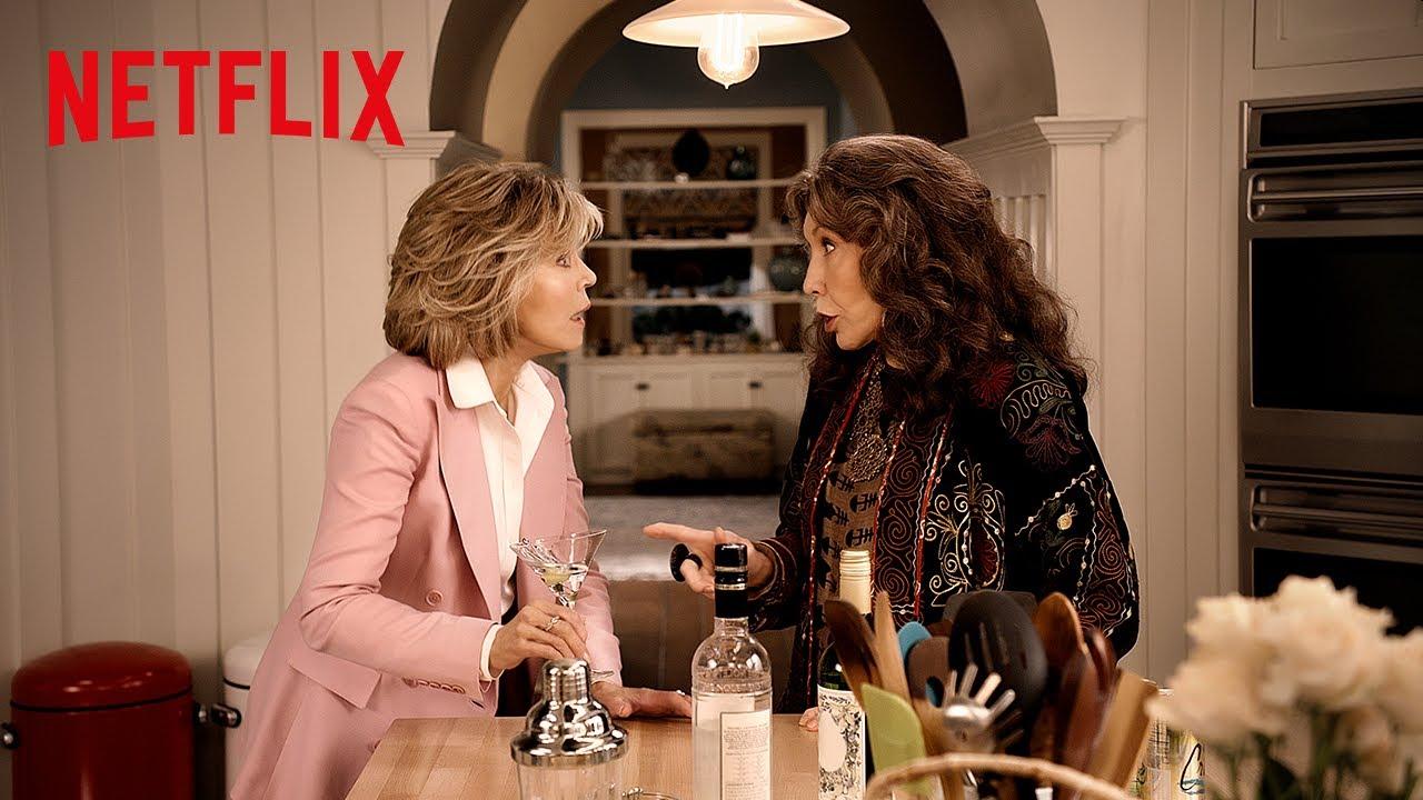 Grace et Frankie Saison 6 Série Netflix