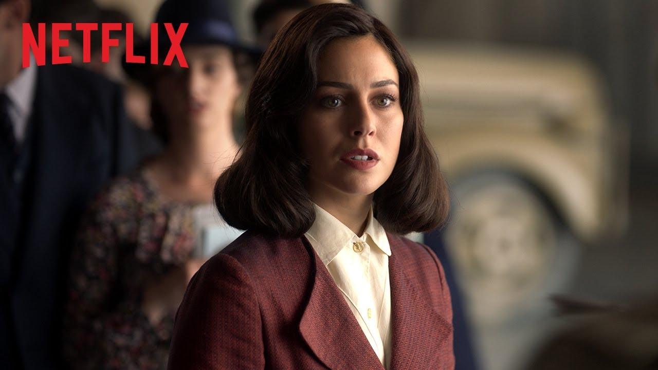 Les Demoiselles Du Téléphone Saison 5 Partie 1 Série Netflix
