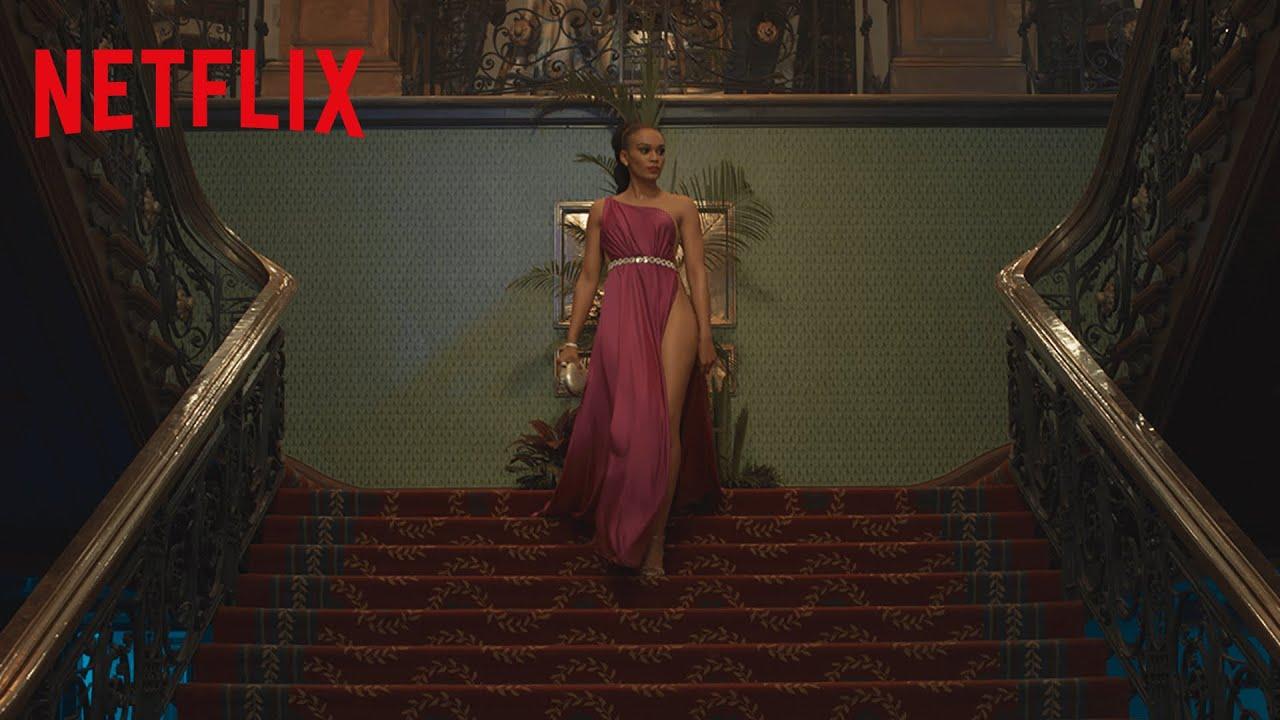 Queen Sono Saison 1 Série Netflix