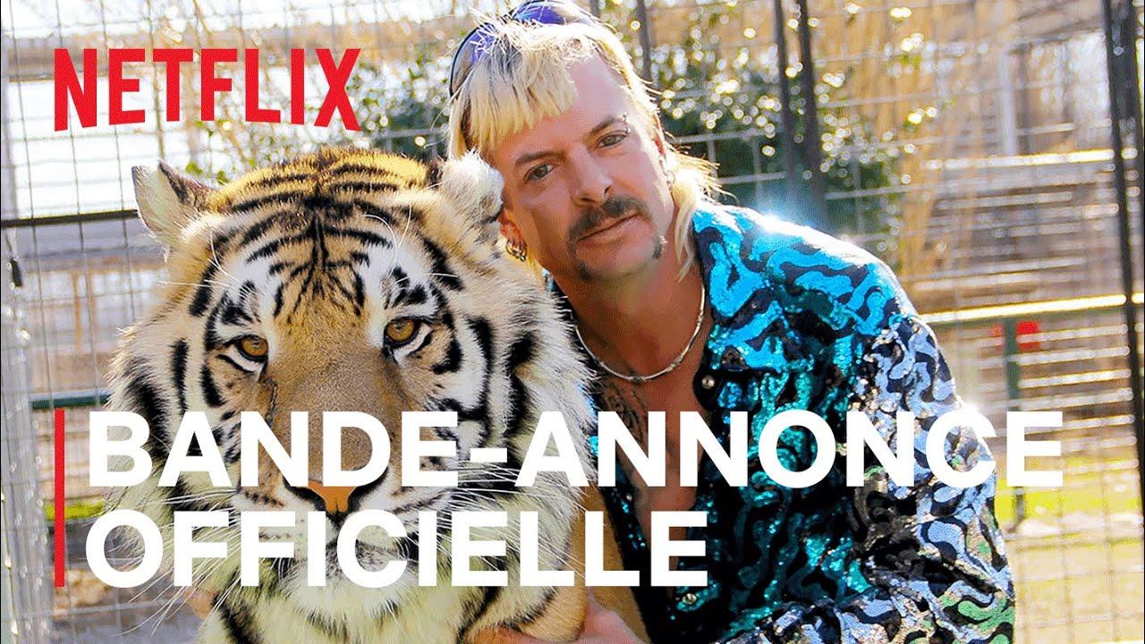 Au Royaume des Fauves Documentaire Netflix