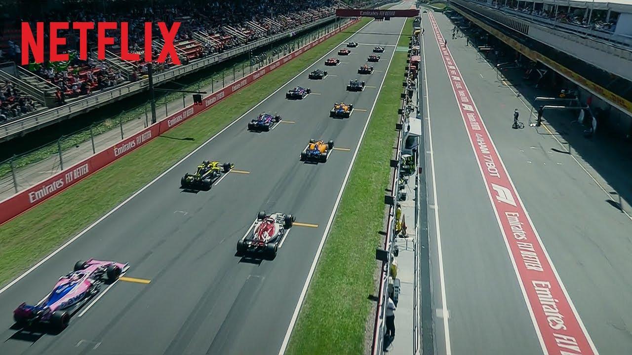 Formula 1 - Pilotes de leur destin Saison 2 Documentaire Netflix