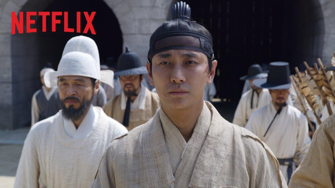 Kingdom Saison 2 Série Netflix