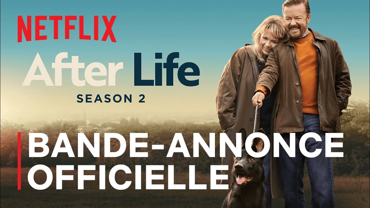 After Life Saison 2 Série Netflix