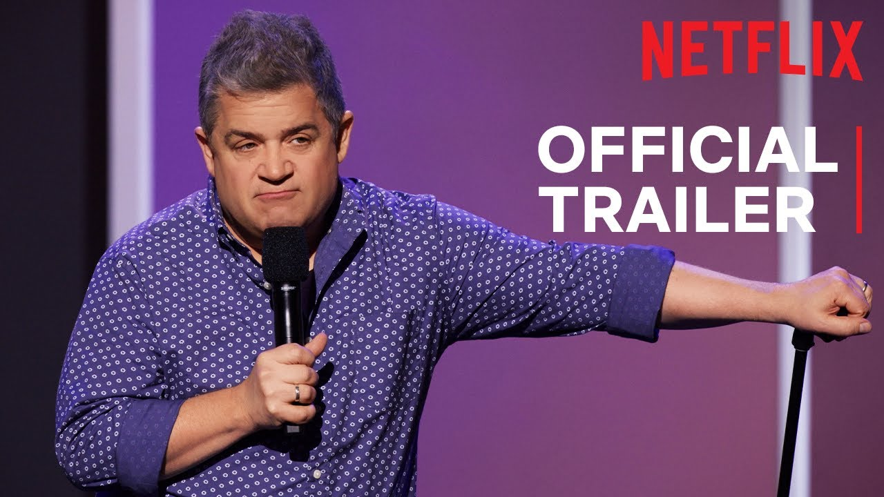Patton Oswalt - I Love Everything Spectacle netflix
