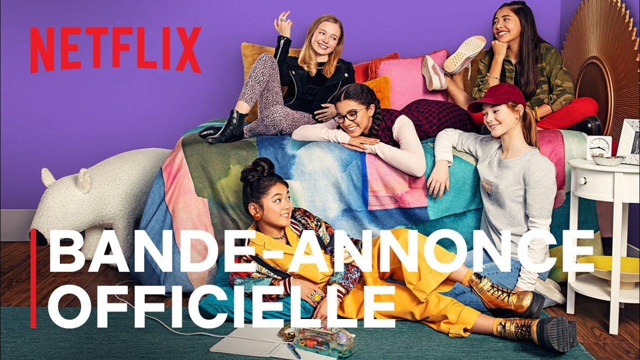 Les Baby-sitters Saison 1 Série Netflix