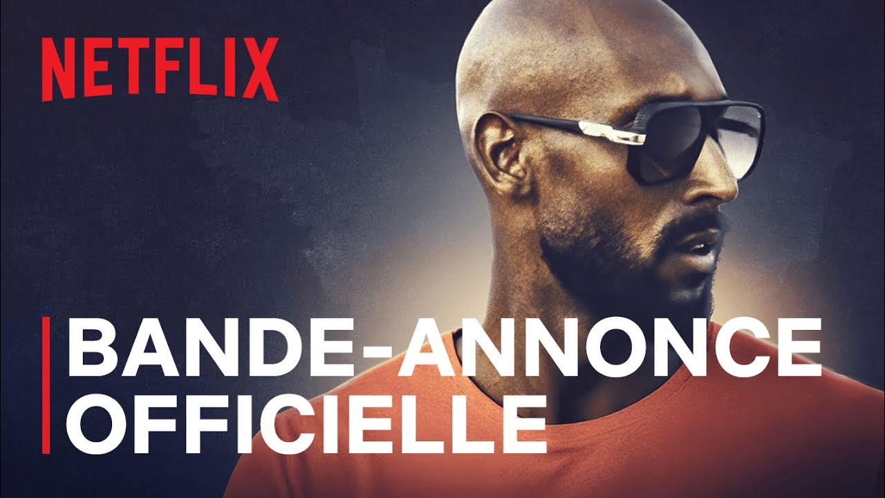 Anelka - L'Incompris Documentaire Netflix