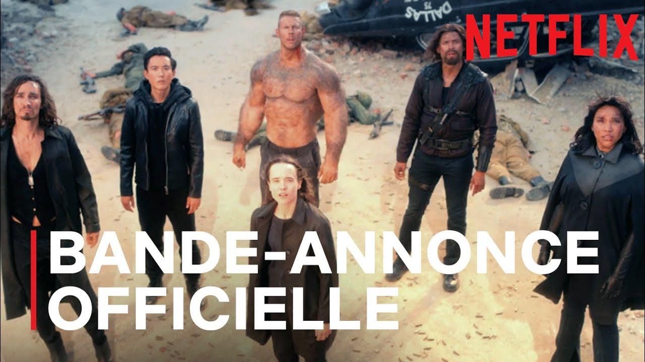 Umbrella Academy Saison 2 Série Netflix