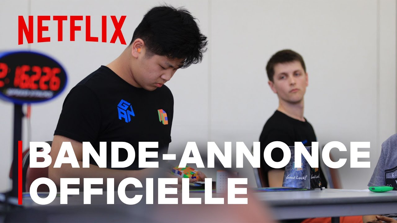 Speedcubing - Le duel Documentaire Netflix