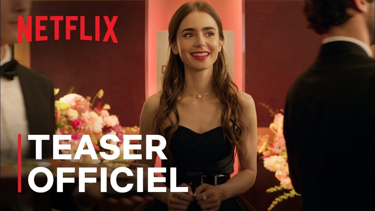Emily in Paris Saison 1 Série Netflix
