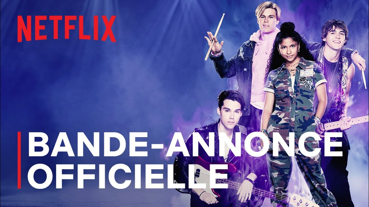 Julie and the Phantoms Saison 1 Série Netflix