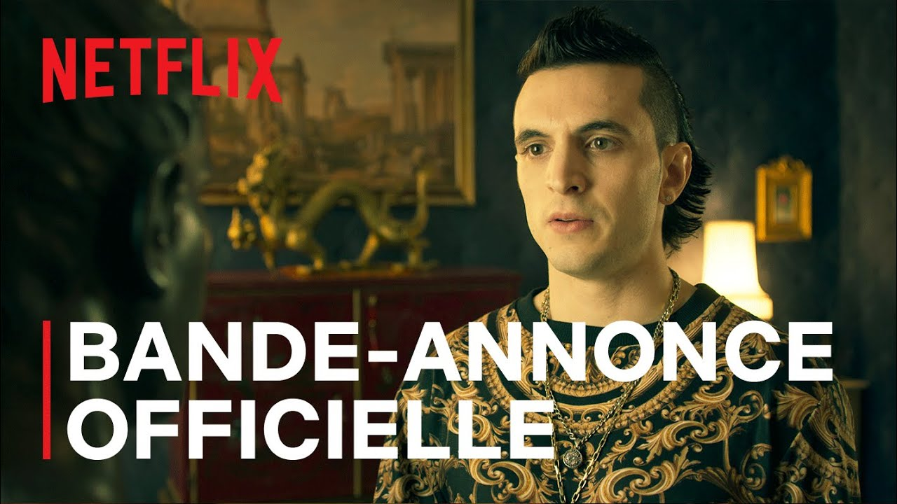 Suburra Saison 3 Série Netflix